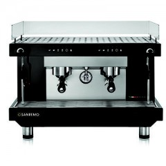 Професионална двугрупова машина за еспресо Sanremo Zoe