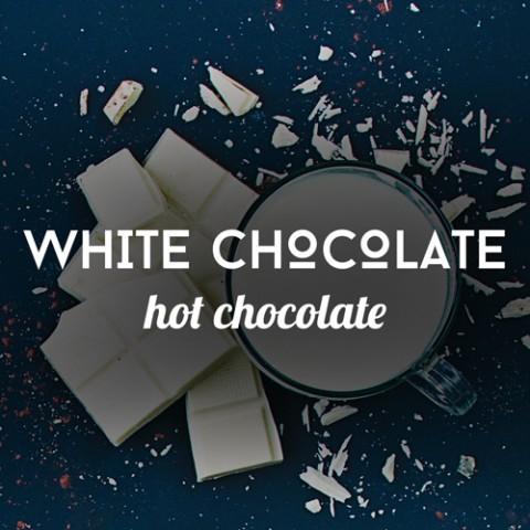 Горещ шоколад (бял) - CHOCOTIGO