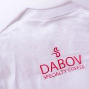 Поло с яка DABOV Specialty Coffee Rock'n'roll