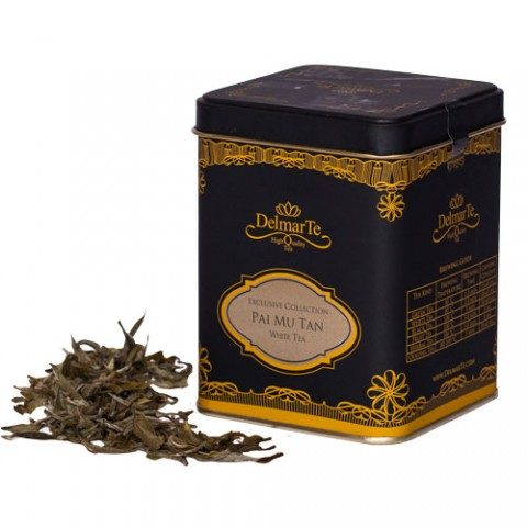 Pai Mu Tan White Tea - Exclusive Collection