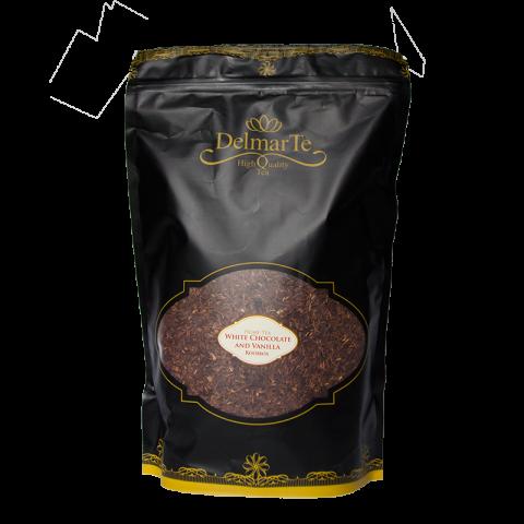 Ройбос ванилия и бял шоколад - DelmarTe HT 500 гр
