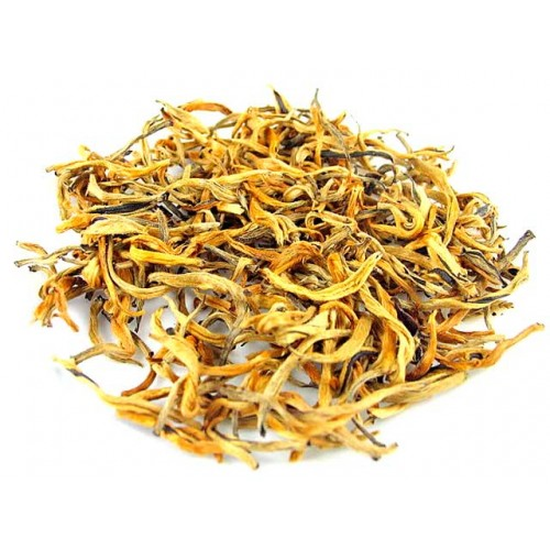 Бял и жълт чай