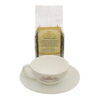 Чаен комплект с порцеланова чаша DelmarTe