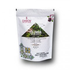 Колумбия Супремо размер 18+ - DABOV Specialty Coffee