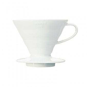 Харио - уред за филтриране на кафе - керамичен  V60-02