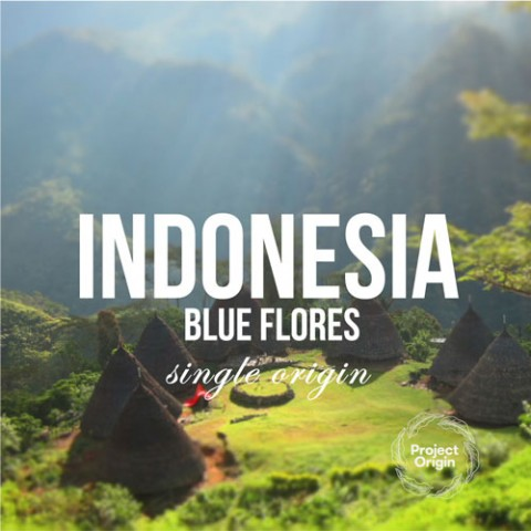 Индонезия Блу Флорес
