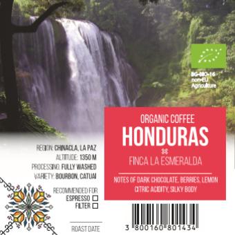 БИО - Хондурас Ла Есмералда