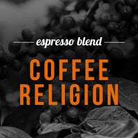 COFFEE OF JUNE 2016 Espresso blend Coffee Religion 200 g.