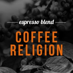COFFEE OF THE MONTH JANUARY 2017 Coffee Religion - DABOV Specialty Coffee