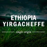Етиопия Иргачеф е кафе на месец ноември