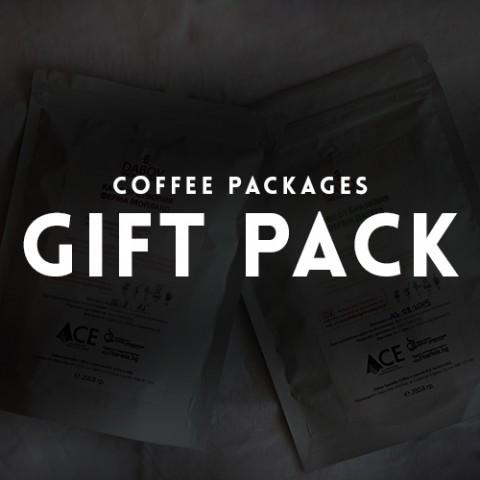 Кашон с 5 пакета кафе по избор
