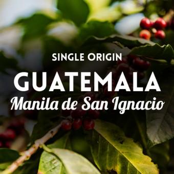 КАФЕ НА МЕСЕЦ МАЙ 2016 - Гватемала - Манила де Сан Игнасио 200.8 гр.