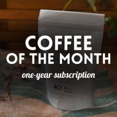 Абонамент за кафе на месеца – 12 пакета по 1 кг