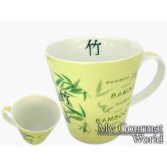 """Порцеланова чаша за чай """"Азия""""- 0,3 л."""