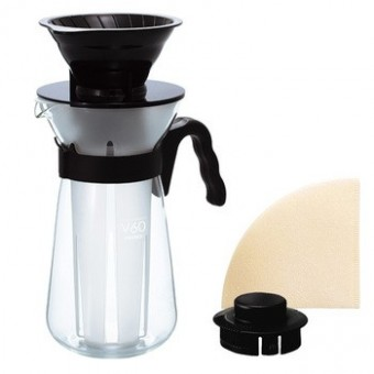 Харио - Уред за филтриране на студено кафе