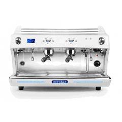 Двугрупова машина за еспресо с три стимъра - DIAMANT