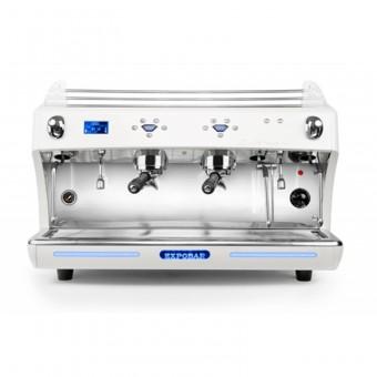 Професионална двугрупова машина за еспресо с един бойлер - DIAMANT
