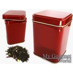 Кутия - 50 грама - червена