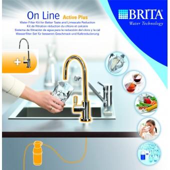Стартов комплект BRITA On Line Active Plus