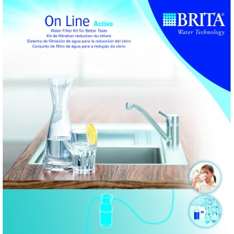Стартов комплект BRITA On Line Active