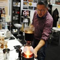 DABOV Specialty Coffee на изложението СИХРЕ