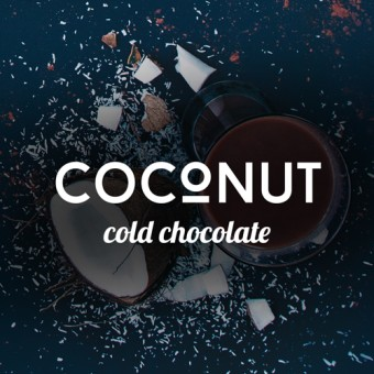 Студено шоколадово смути Кокос - CHOCOTIGO