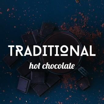 1 kg - Горещ Шоколад Традиционен - CHOCOTIGO
