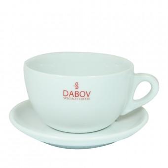 Порцеланова чаша за лате джъмбо Dabov - 500 мл.
