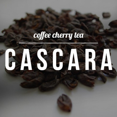 Каскара - Coffee berry tea