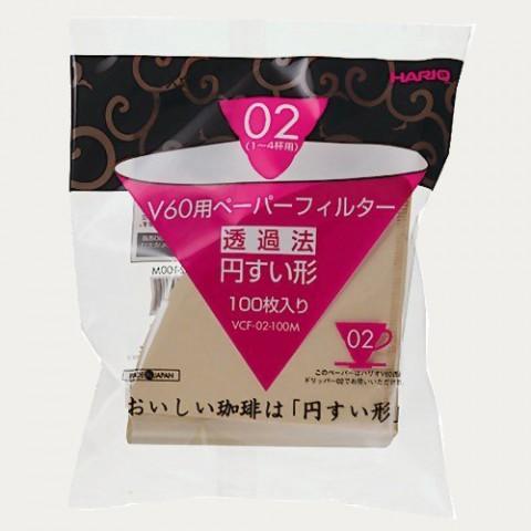 Харио - филтър за Dripper V60-02 - Misarashi